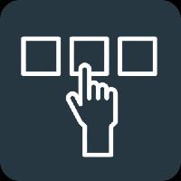 Push Button Icon copy