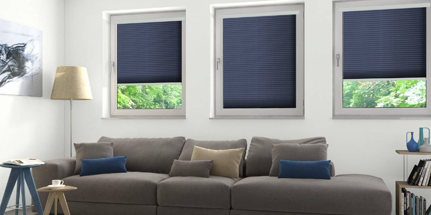pleated blinds mansfield