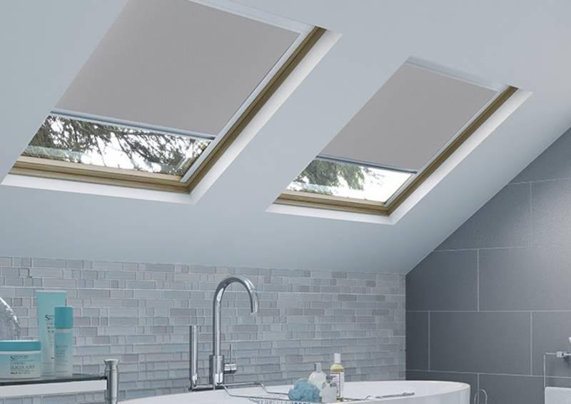 roof light window blinds