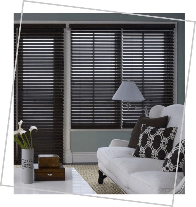 wooden blinds mansfield